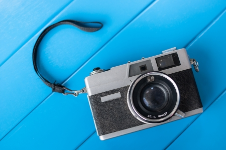 antiquity: Film cameras that had been popular in the past
