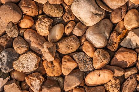 rocky, stony texture background photo