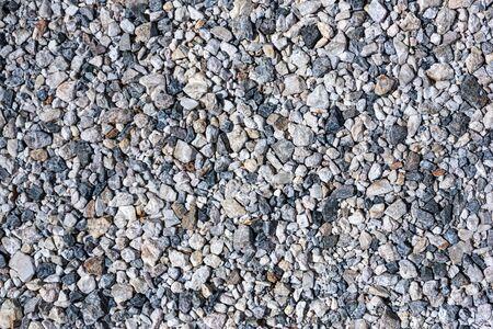 Stone scree texture background Reklamní fotografie