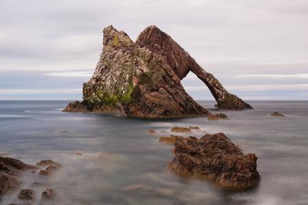Bow fiddle rock. Scotkand