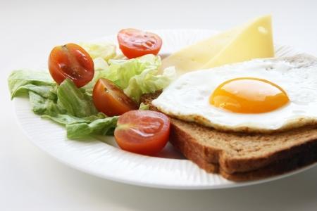 breakfast: breakfast Stock Photo