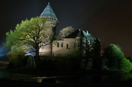 restored: burg linn