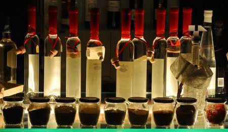 wine stocks: grappa