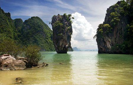 james bond island Imagens