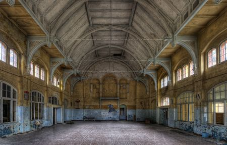 Beelitz Heilstätten Stock Photo - 9142147