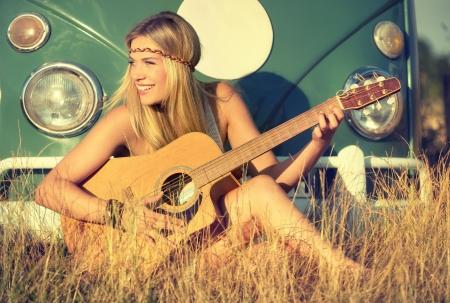 gitara: Singing
