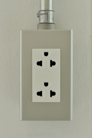 Power outlet photo