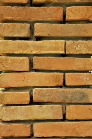 Brick column photo