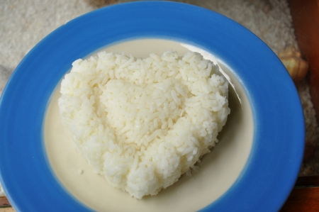 Heart Rice