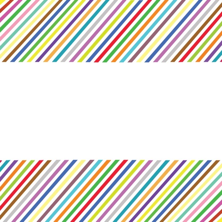 Multicolor Card