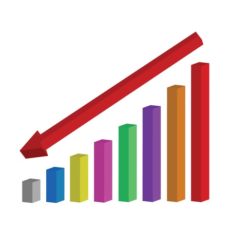 Reduction Chart Illustration