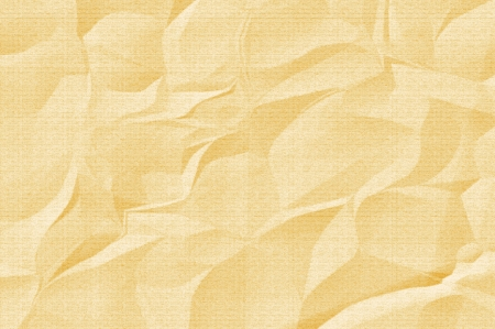 unfolded: Crinkle paper Stock Photo