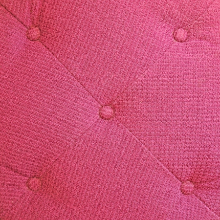 hassock: Crimson background