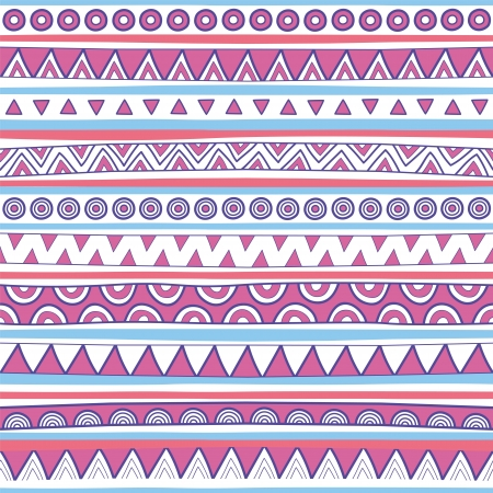 Seamless multicolor background Vector