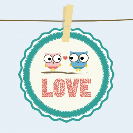 Love card 11 Vector