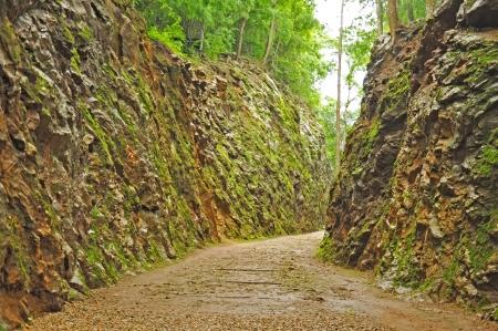 ancient pass: Hellfire Pass