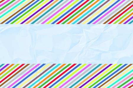 crinkle: Colorful crinkle paper5