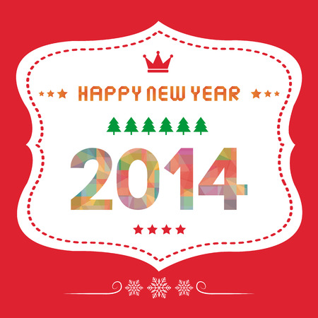 Happy new year 2014 card18