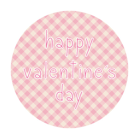 valentine s day: Card for happy valentine s day.