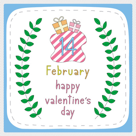 valentine s: Card for happy valentine s day.