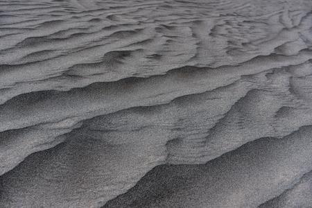 Whispering sands in Bromo Tengger Semeru national park, East Java, Indonesia.