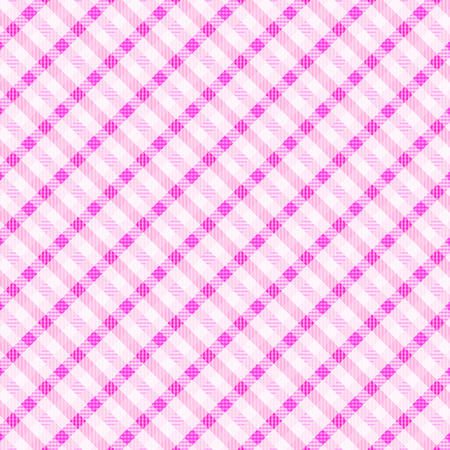 Pink and purple geometric pattern on white background. Stock Photo