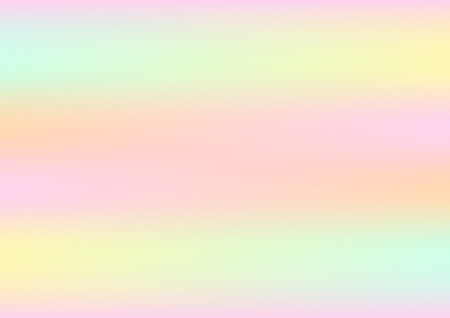 Abstract holographic background with pastel colors.