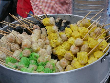 chinese culture: Steamed Siu Mai