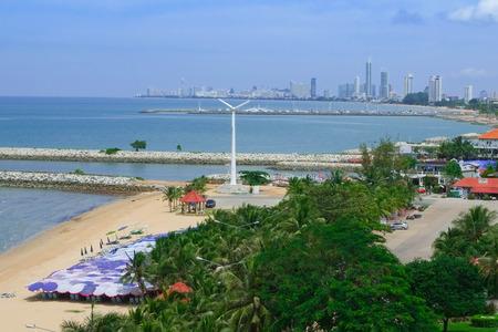 scapes: Pattaya Beach