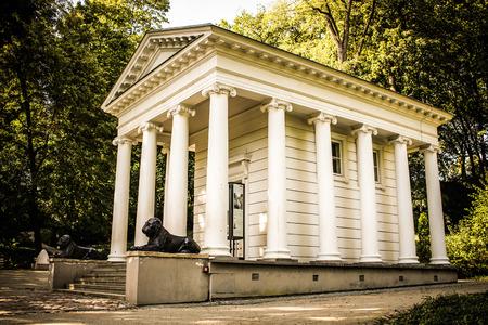 city park boat house: Royal Baths Park