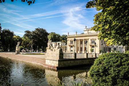 city park boat house: Royal Bath Park