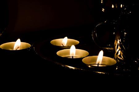 diyas: Small Diyas Oil Lamps during Diwali, festival of lights
