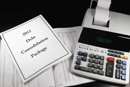 A 2012 debt consolidation package on top of a prospectus.