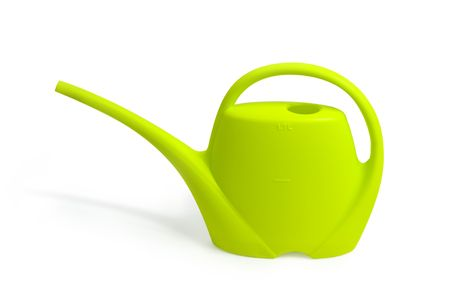 green watering can Stock Photo - 7671194