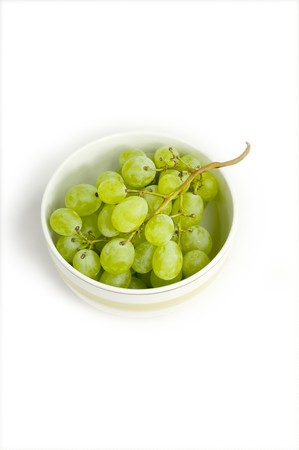 green grapes Stock Photo - 7670064