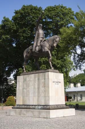 Zamojski monument