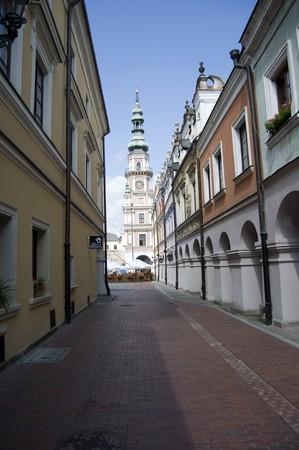 Zamosc street