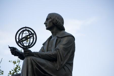 Opernik -Copernicus Stock Photo