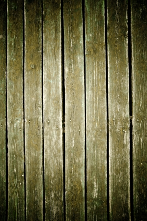 vintage fence color green background Stock Photo - 15595673