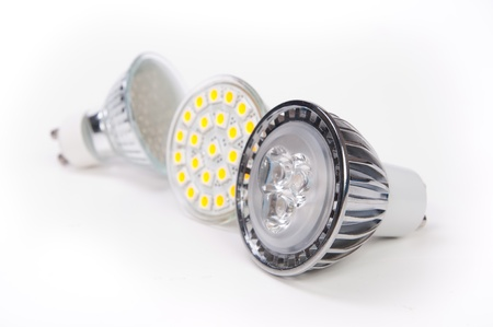 lamps led of new generation
