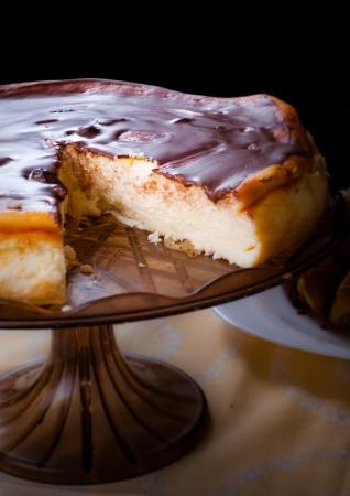 cakestand: cheesecake