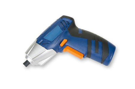 Small compact cordless drill path included