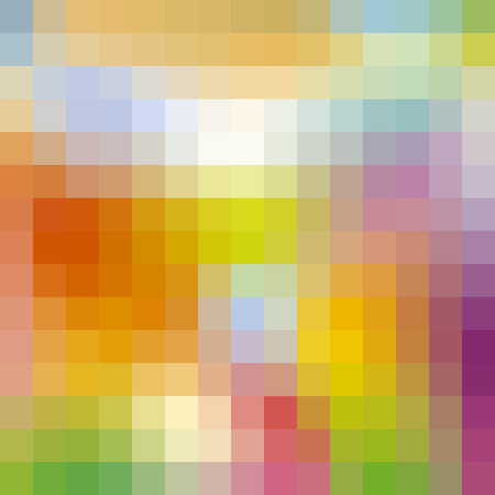 pixelate: Abstract pixel vector background for your projects