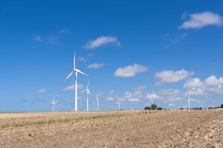 Wind turbine - protection of nature
