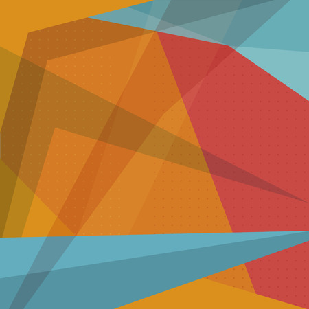 screenshot: Abstract Colorful Vector Background - Modern future design Illustration