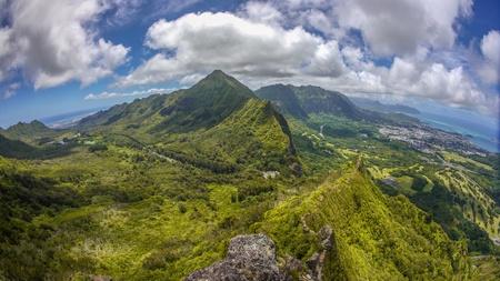 Hawaiian advanture Stock Photo