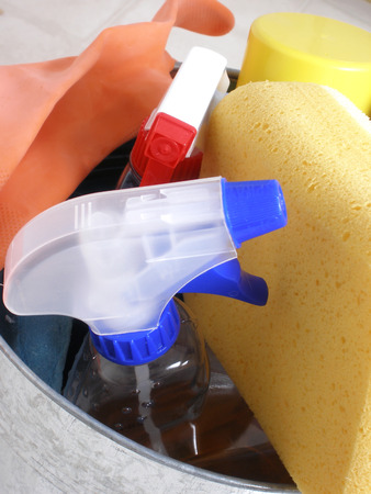 hygenic: cleaning supplies