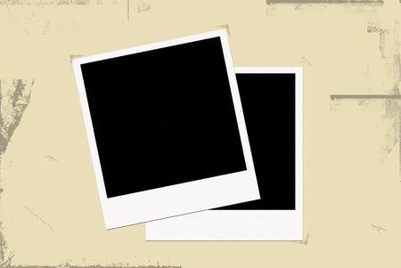 Cornice di carta Archivio Fotografico - 2038462