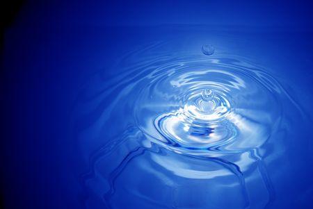 real water drops