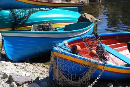 redes pesca: barcos de pesca